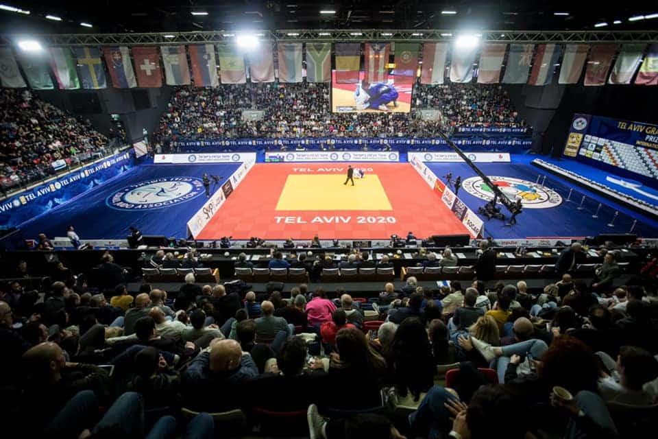 Tel Aviv Judo Grand Prix 2020