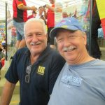 Leo & Gene at the Maracana _ World Cup